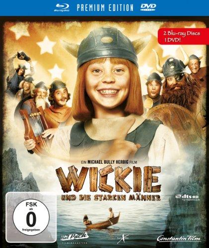 Wickie und die starken Männer - Premium Edition (2 Blu-rays, 1 DVD)