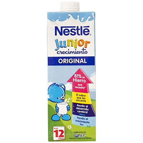 Nestlé Junior Crecimiento Original a Partir de 1 Año - 1 l