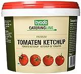 Byodo Feinstes Tomaten Ketchup, 1er Pack (1 x 5 kg Eimer) - Bio