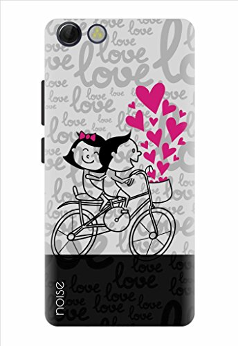 Noise Journey Of Love Printed Cover for Panasonic P55 Novo