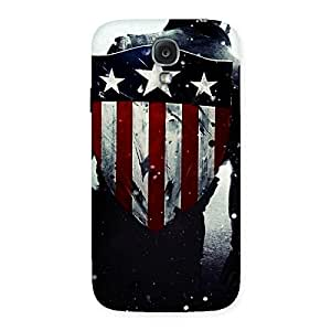 Impressive Premier Strong Back Multicolor Back Case Cover for Samsung Galaxy S4