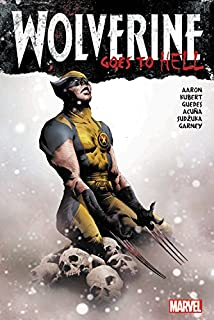 Wolverine Goes to Hell Omnibus (1302911597) | Amazon Products
