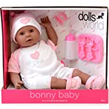 Dolls World Bonny Baby Doll (Black)