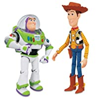 Disney Toy Story Interactive Buzz and Woody