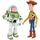 Toy Story - Muñecos de Buzz y Woody interactivos
