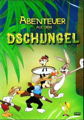 chungel (Zeichentrickfilm) (Pal, Full Length) ()