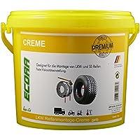 Reifenmontagecreme gelb für LKW- und SE - Reifen