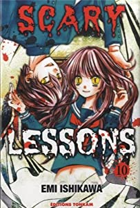 Scary Lessons Edition simple Tome 10