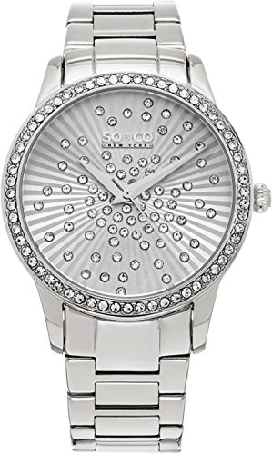 Orologio Da Donna - SO & CO New York 5239.1