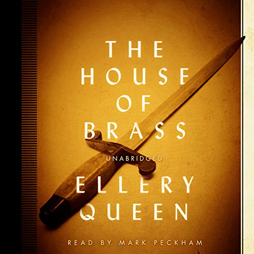 The House of Brass  Audiolibri