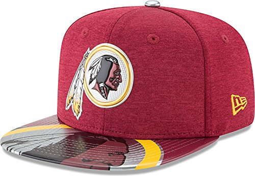 New Era NFL Washington Redskins 2017 Draft On Stage Original Fit 9Fifty  Snapback Cap S-M 9e12be5dc5c1