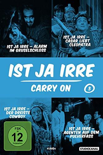 Ist ja irre - Carry on, Vol. 3 [4 DVDs]