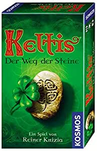 Kosmos 699277 Keltis – Mitbringspiel