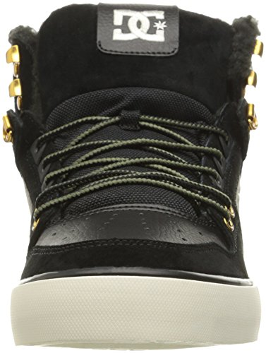 DC Shoes Men's Spartan High WC WNT Hi Top Shoes Black (blo)