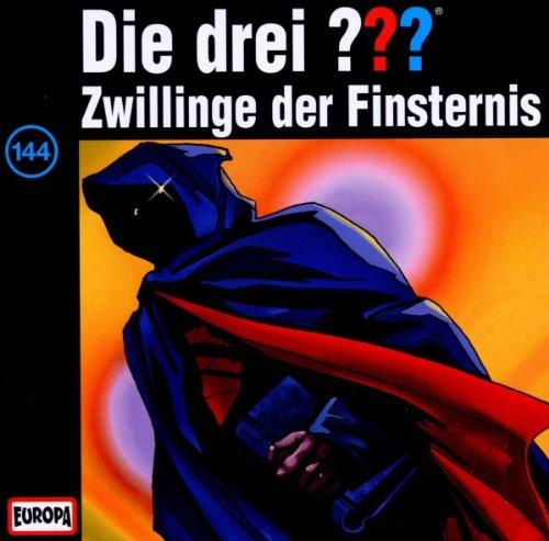 Price comparison product image Die drei Fragezeichen - Folge 144: Zwillinge der Finsternis