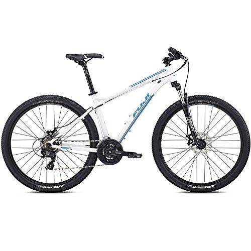 27,5 Zoll MTB Fuji Nevada 27.5 1.9 Sport Trail Mountainbike Fahrrad, Rahmengrösse:43 cm, Farbe:Sport White