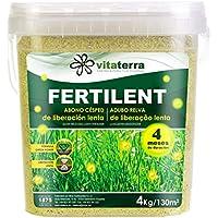 Vitaterra Césped Fertilent 4 kg, 33030