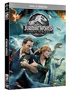 Jurassic World: Fallen Kingdom DVD [DVD + Digital]