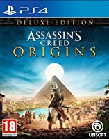 Assassin's Creed Origins - Deluxe Edition (PS4)