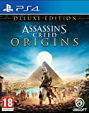 #5: Assassin's Creed Origins - Deluxe Edition (PS4)