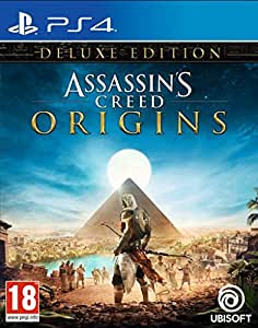Assassin's Creed Origins:Deluxe Edition (PS4)