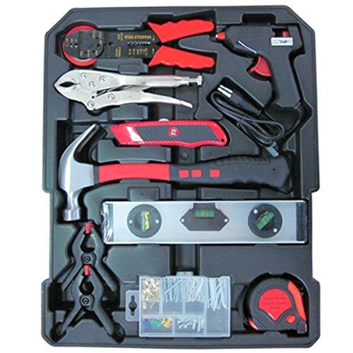 Werkzeug Werkzeugkoffer Werkzeugkiste Werkzeugkasten 226-tlg + ALU KOFFER NEU - 3