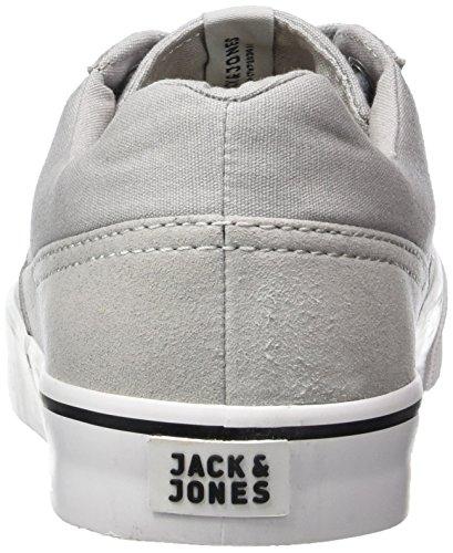 Jack & Jones Jjshark Mixed Low Sneaker, Baskets Basses homme (Grau)