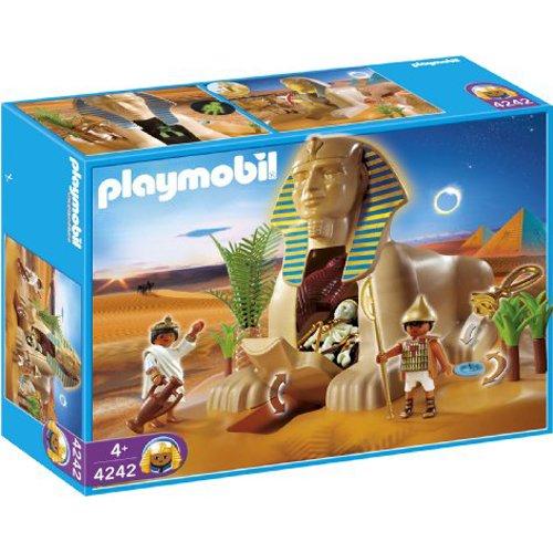 Playmobil 4242 Sfinge Con Mummia