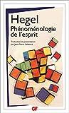 Phénoménologie de l'esprit (GF) (French Edition)