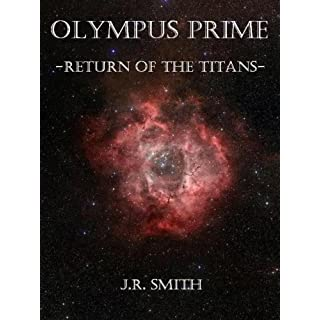 Olympus Prime - Return of the Titans (English Edition)