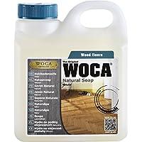 Woca Holzbodenseife Natur 5 Liter für geölte Parkett- und Holzböden