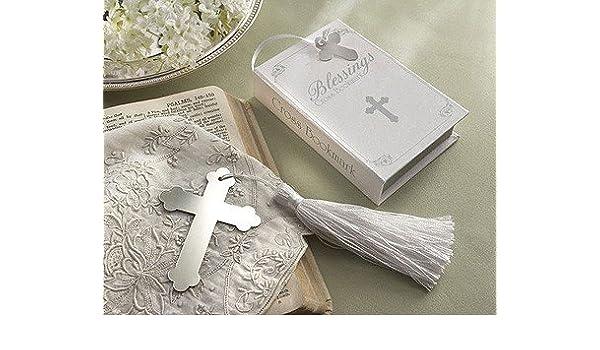 Croce prodotta a punto croce DISOK/ in confezione regalo con spoletta