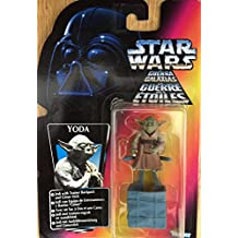 Star Wars Action Figur 69586 – Yoda (Jedi mit Trainer Backpack and Gimer Stick)
