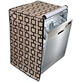 Stylista Dishwasher Cover For Siemens Free-Standing 12 Place Settings SN26L801IN Printed