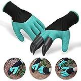 1paio ABS plastica artigli giardinaggio guanti di Ustone, per scavare e piantare piante da vivaio