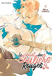 Le Chant des Souliers Rouges Edition simple Tome 4