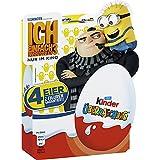Kinder Überraschung 4er Pack Ich - Einfach unverbesserlich 3 , 4er Pack (4 x 4er Pack)