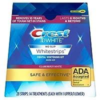 Crest 3D White 3D Whitestrips LUXE Glamorous White - 28 Strips