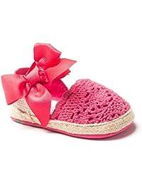 Zapatos rosas Melton infantiles