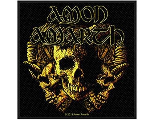 Amon Amarth - Loki - Toppa/Patch - SPEDIZIONE GRATUITA