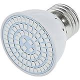 MagiDeal 220v E27 Lampe de Croissance LED Poussé Ampoule Eclairage de Jardin Intérieur Pour Serre - 8w