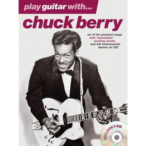 Play Guitar With... Chuck Berry. Partiti...