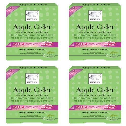4-PACK-New-Nordic-Apple-Cider-Mega-Strength-OAD-30s-4-PACK-BUNDLE