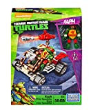 Mega Bloks - Teenage Mutant Ninja Turtles Figure with Vehicle - Pizza Speedster Raph (Dpf60)