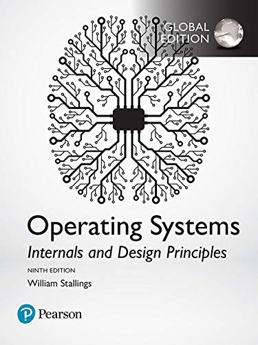 Operating Systems: Internals and Design Principles, Global Edition (English Edition) PDF Books