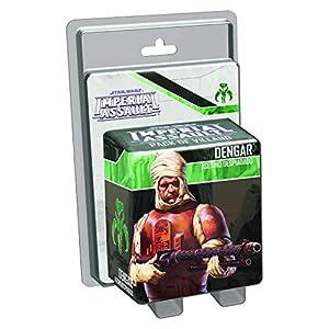 Fantasy Flight Games- Star Wars Imperial Assault, Dengar, Asesino Despiadado (Edge Entertainment EDGSWI21)