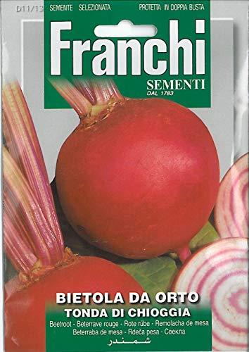 Portal Cool Franchi Samen Rote-Bete-Chard Von Orto Tonda di Chioggia Seed