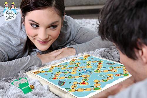 WOODCRAFT Love Island a Couple Board Game (Multicolour)