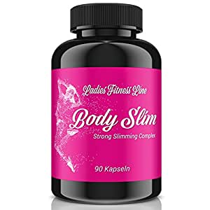 Body Slim Ladys Fitness Line Ladys Fatburner Appetitzügler