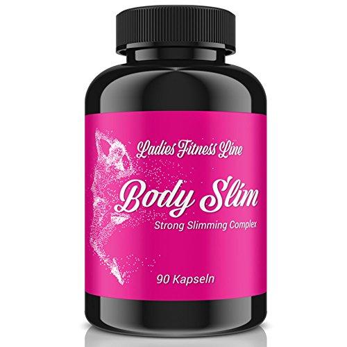 Formel-line (BODY SLIM - Ladys Fitness Line | Ladys Fatburner & Appetitzügler Complex | einzigartige Formel, speziell für Frauen! No.1 Gewichtsreduktion - Turbo-Diät - Fettverbrennung - 100% Natürlich)
